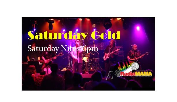 Saturday Gold with Allan Quinn on Radio MAMA
