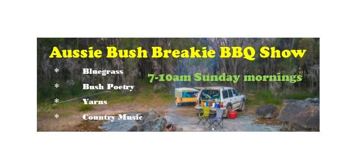 Aussie Bush Brekkie BBQ Show with MAMA BBQ  on Radio MAMA
