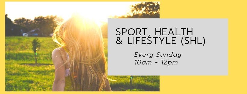 Sport, Health & Lifestyle with Peter Fiorenza and Erin Kelly on Radio MAMA