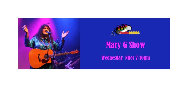 Mary G Show with Queen Mary G on Radio MAMA