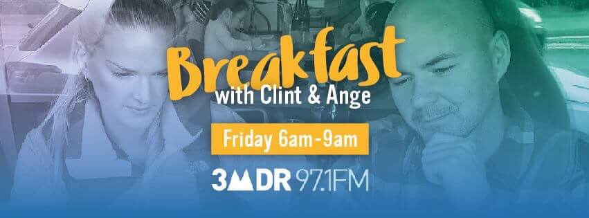 Breakfast With Clint and Ange with Clint & Ange on Mountain District Radio