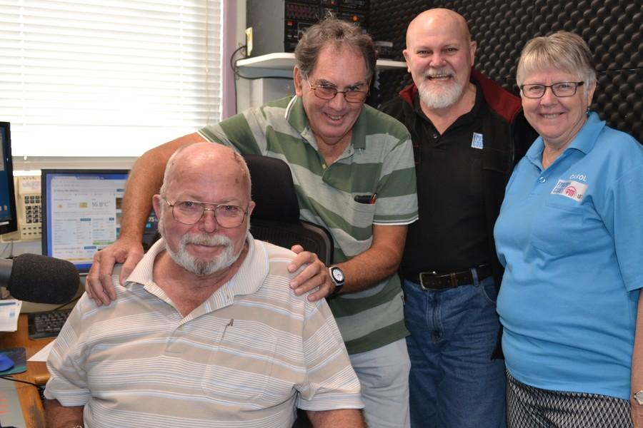 The Dave Grainger Brekky Show [Tue] with Dave Grainger on Fraser Coast Community Radio