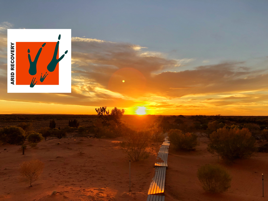 Conservation Conversation with Arid Recovery on RoxFM