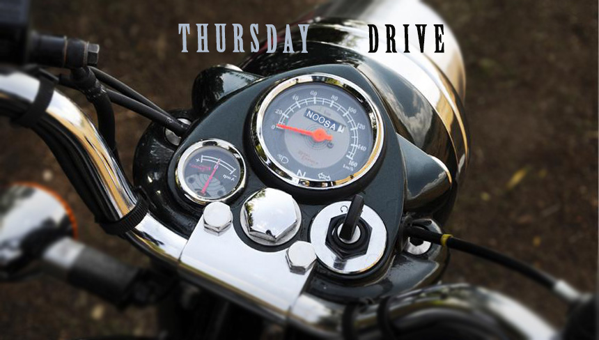 Thursday Drive with Pete with  on NOOSA FM