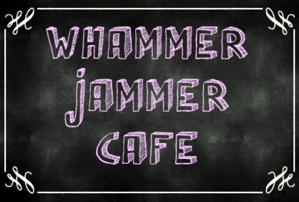 Whammer Jammer Cafe with Ol' Shep Dawg Hisself on Mountain District Radio