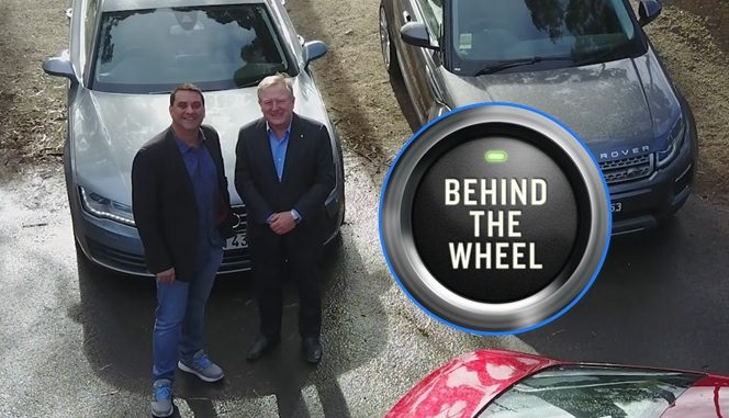 Behind The Wheel with Peter Hitchener and Chris Miller on Casey Radio