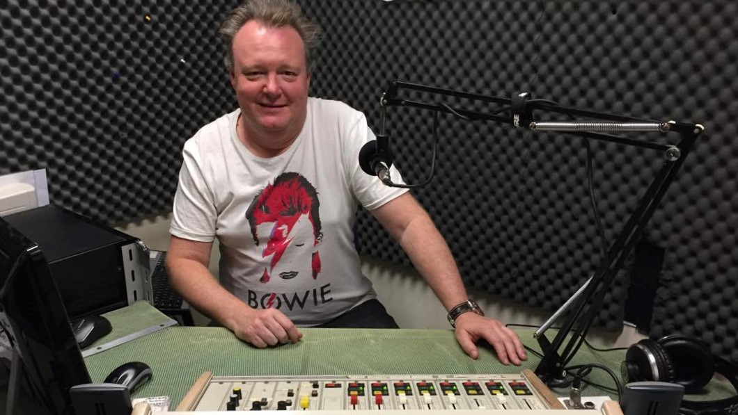 The Live Rock Report with Graeme Doyle on Triple H FM
