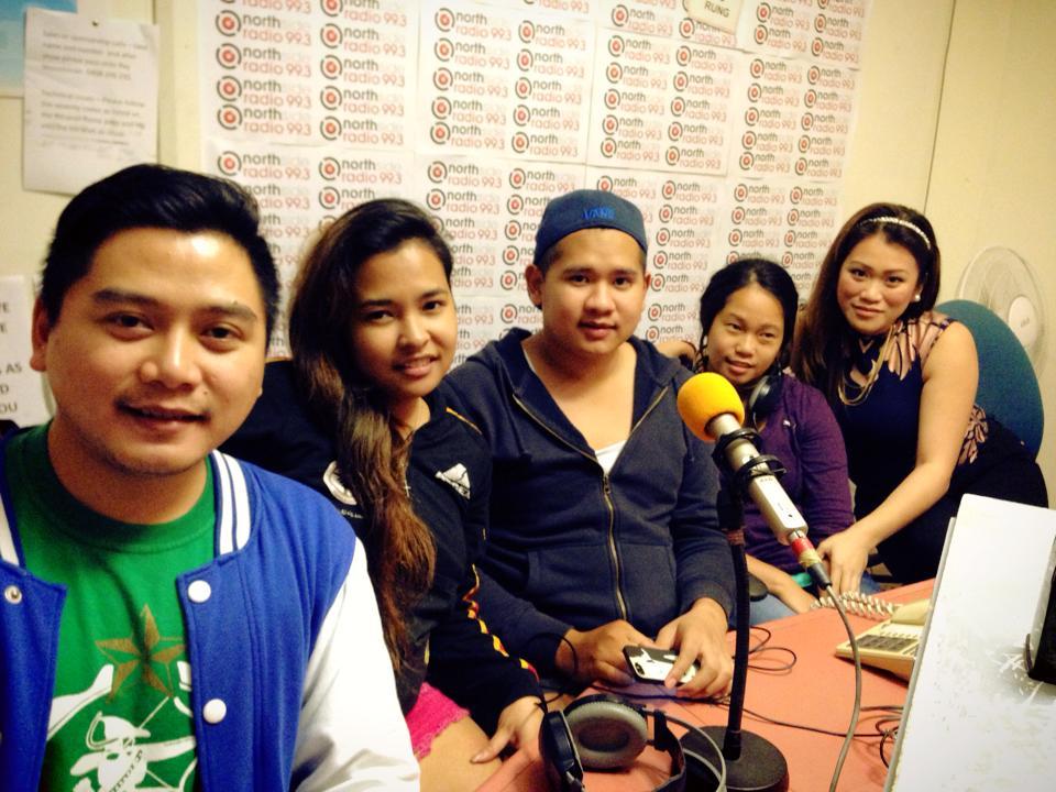 Radio Dalisay - with Ramon and Maria  with Ramon and Maria on Northside Radio