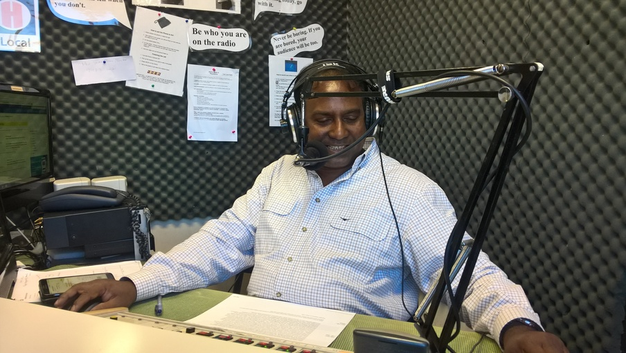 Monday Kickoff with Shamal on Triple H FM