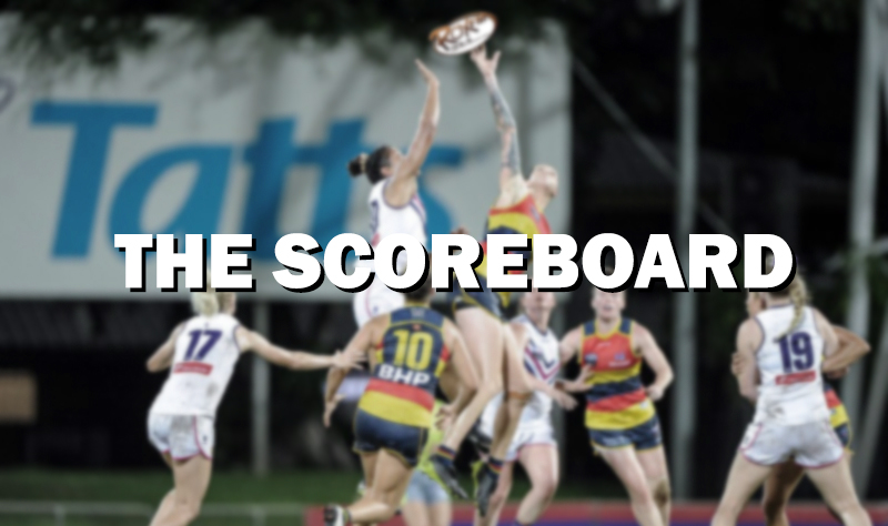 The Scoreboard with Woodsy & Ben on RoxFM