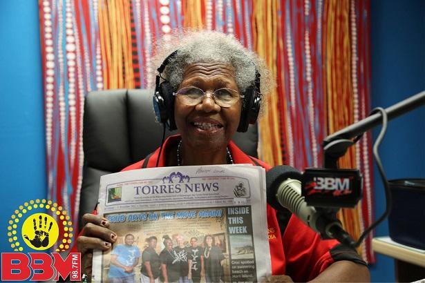 TSI Kriol with Aunty Evelyn on Koori Radio