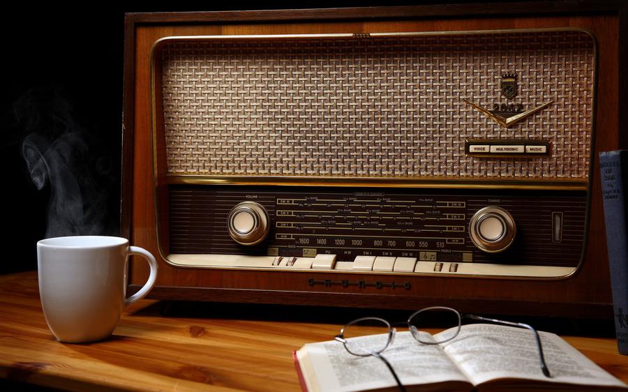 Radio Book Club with Kaz on Mountain District Radio