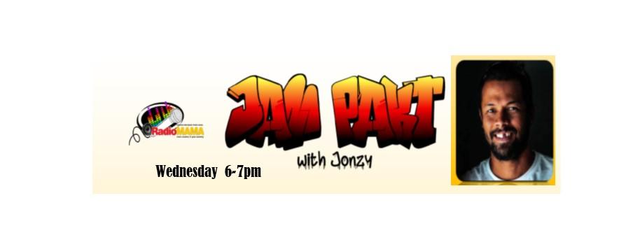 Jam Pakt with Jonzy on Radio MAMA