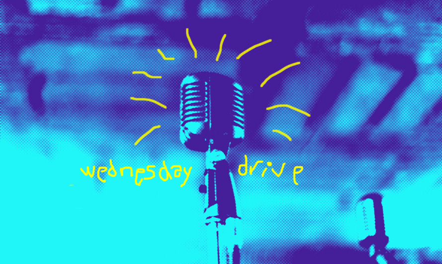 Wednesday Drive with John Shaw with  on NOOSA FM