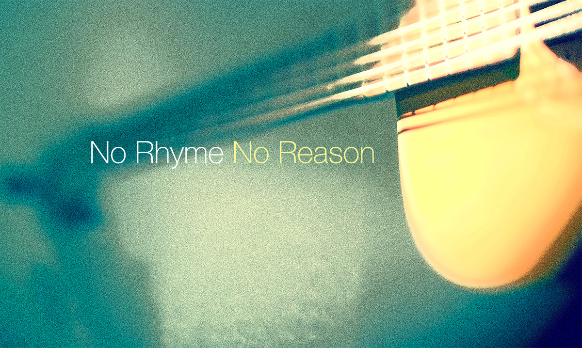 No Rhyme No Reason with Lou with Lou Gatliff on NOOSA FM