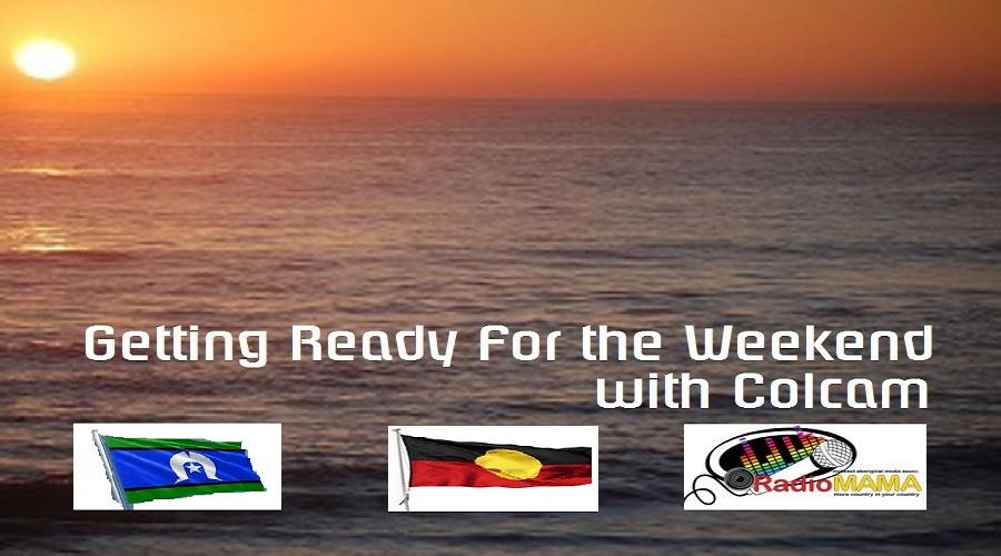 Gettin Ready for Weekend with ColCam aka Wyldwind on Radio MAMA
