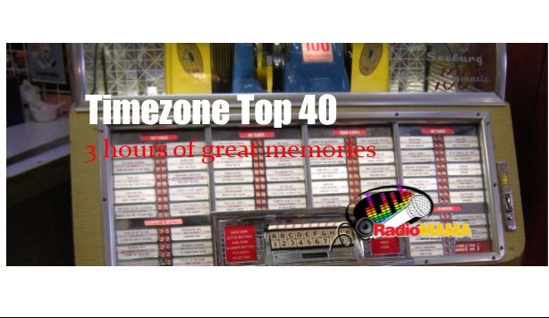 Timezone Top 40 with  on Radio MAMA
