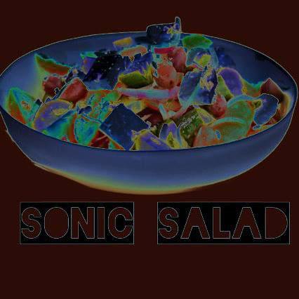 Sonic Salad  with Paul Harley K on Edge Radio 99.3FM