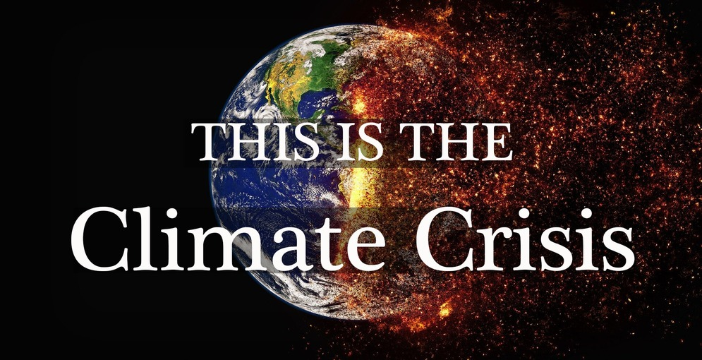 This Is the Climate Crisis with Michelle Walter & Michael Shaw on Bay FM - 99.9FM