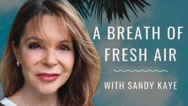 A Breath of Fresh Air with Sandy Kaye on Seymour FM