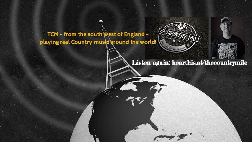 The Country Mile with Dave Watkins on Seymour FM