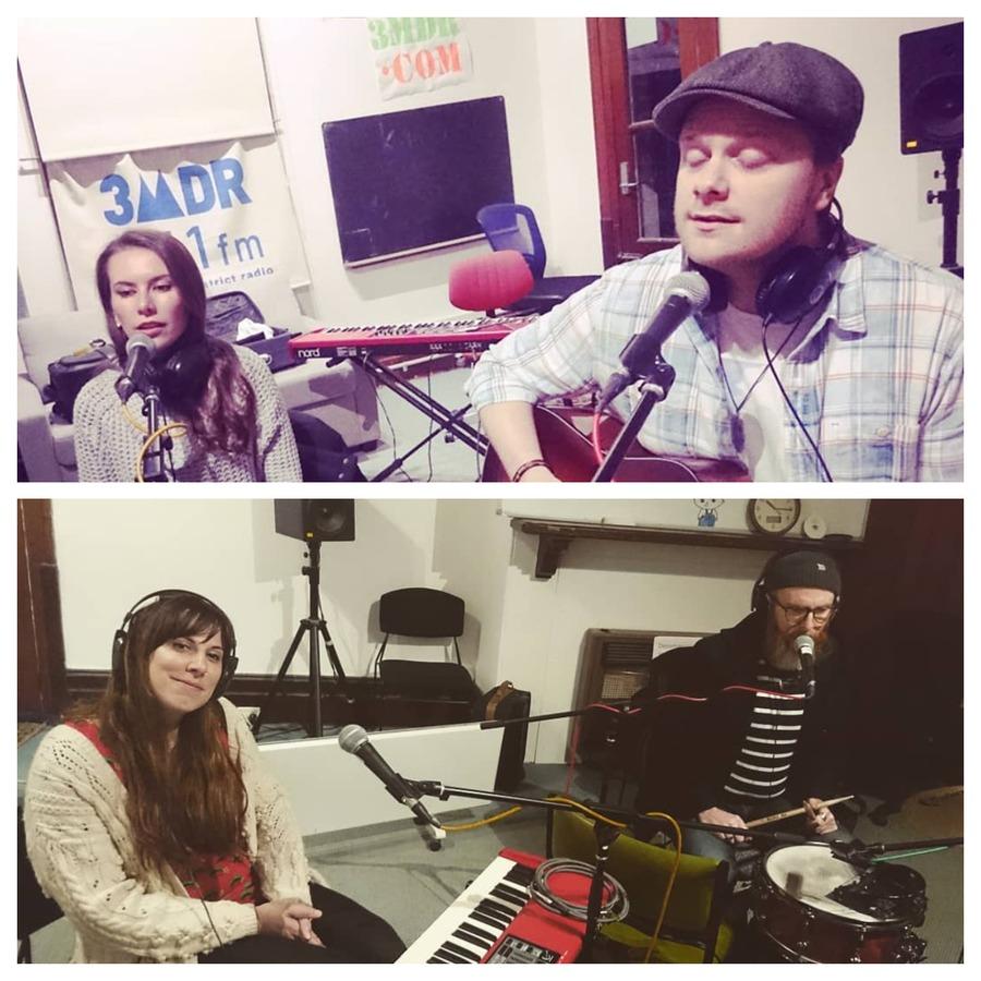Simon Imrei & Luke & Sarah-Rose Play Dotted Live on The Dotted Line with The Dotted Line Team