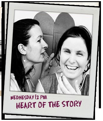 The Heart of the Story with Teeya & Annie on Bay FM - 99.9FM