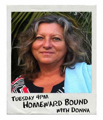 Homeword Bound with Donna on Bay FM - 99.9FM
