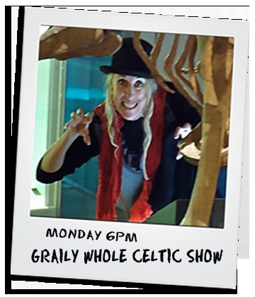 Grailey Whole Celtic Show with Margaret Wyatt on Bay FM - 99.9FM