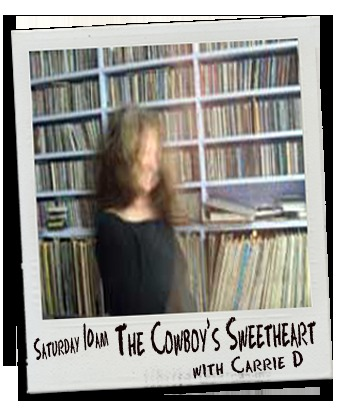 The Cowboy's Sweetheart with Carrie D on Bay FM - 99.9FM