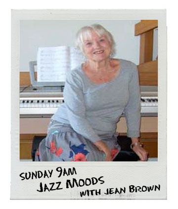 Jazz Moods with Jean on Bay FM - 99.9FM