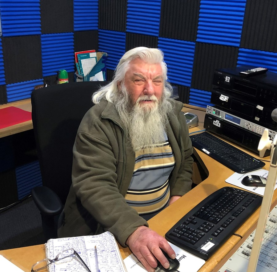 Two Kinds of Country with Ted Bishop on Huon FM