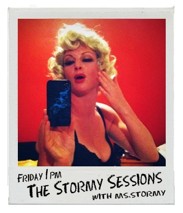 The Stormy Sessions with Ms. Stormy on Bay FM - 99.9FM
