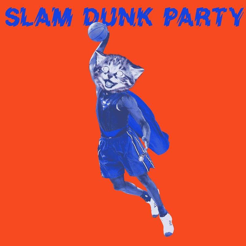 Slam Dunk Party with Conor on Edge Radio 99.3FM