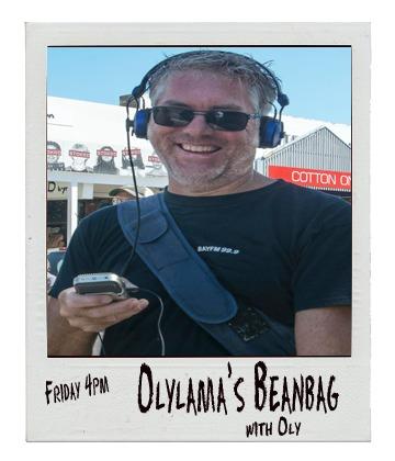 """Olylama's Beanbag"" with His Olyness the Olylama on Bay FM - 99.9FM"