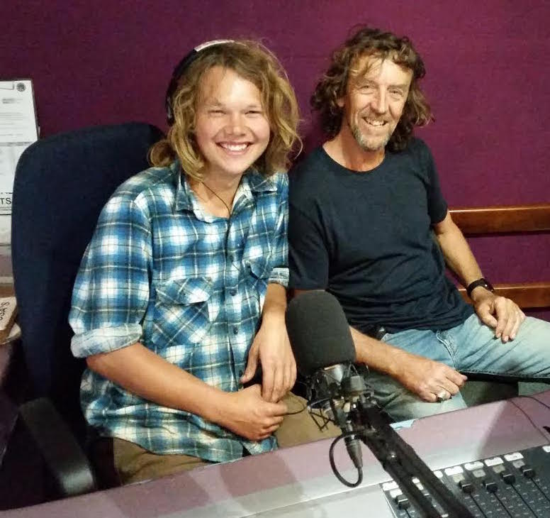 Permaculture Circle with Geoff Lawton and Sam Parker-Davies on Bay FM - 99.9FM