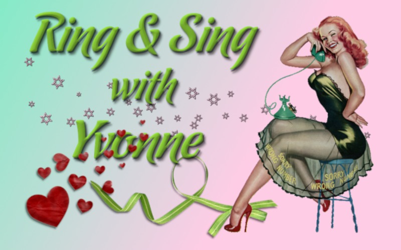 Ring and Sing with Yvonne with Yvonne Evans on Fraser Coast Community Radio