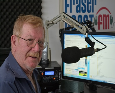 Anywhere Any Time Requests with Mike Behind the Mic with Mike Reakes on Fraser Coast Community Radio