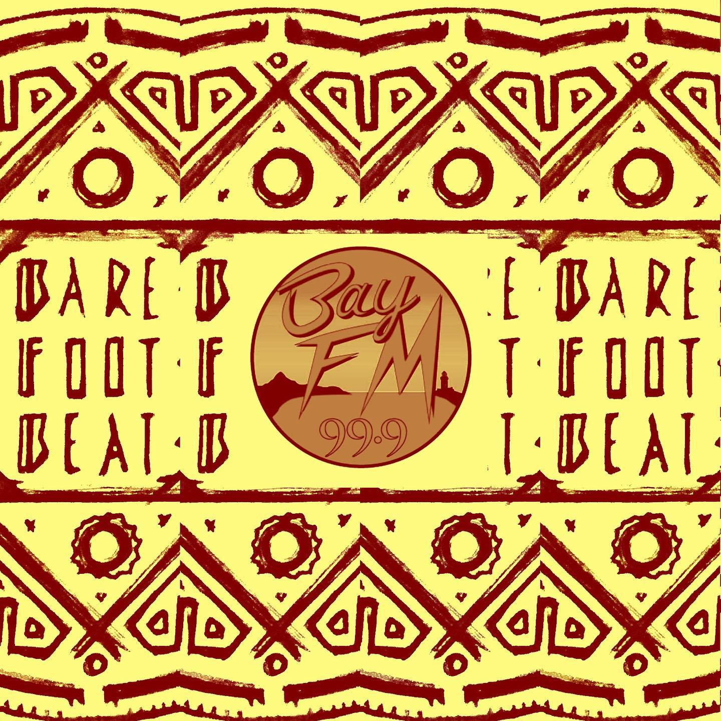 Bare Foot Beat with Monsieur Diop on Bay FM - 99.9FM