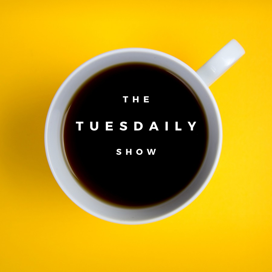 Tuesdaily Show with Harry, Dylan, Adam on SWR 99.9 FM