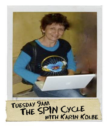 The Spin Cycle with Karin Kolbe on Bay FM - 99.9FM